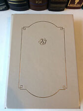 The Great Gatsby by F. Scott Fitzgerald Franklin Library leather-bound 1974