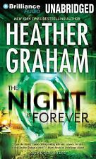 Krewe of Hunters: The Night Is Forever 11 by Heather Graham (2014, CD,...