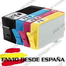4 CARTUCHOS NON OEM PARA HP364XL HP 364 XL CON CHIP OFFICEJET 4620 4622