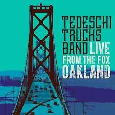 Tedeschi Tauchs Band - Live From The Fox Oakland 2 CD  NUOVO SIGILLATO