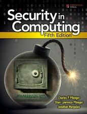 Security in Computing by Jonathan Margulies, Charles P. Pfleeger and Shari...