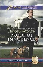 LOVE INSPIRED SUSPENSE-by Lenora Worth-COMBINED SHIPPING OFFERED