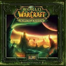 World of Warcraft The Burning Crusade Soundtrack Autographed by All 3 Composers!