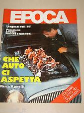 EPOCA=1985/1834=GIOVANNI MICHELUCCI=SAM SHEPARD=VINCENZO GALLUCCI=AGNELLI U.=