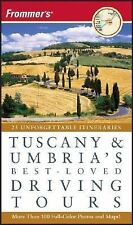 Frommer's Tuscany & Umbria's Best-Loved Driving Tours, British Auto Associat