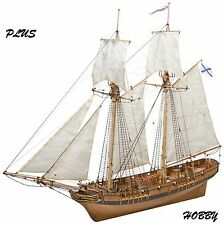 mk0302p Schooner Polotsk Wooden Kit wood ship 1/72 model master korabel