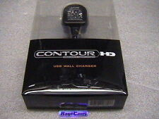 WALL WART BATTERY CHARGER 2450*4*CONTOURHD 1080P VHOLDR