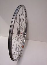 SUPER CHAMPION RIM MAXI CAR HUB FRONT WHEEL 650B ROAD BIKE MADE IN FRANCE