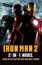 Iron Man 2: 2 in 1 Movie Novelization, Sunbird, New Book