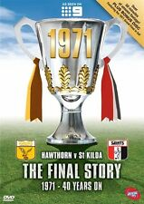 AFL - The Final Story - 1971 Grand Final (DVD, 2011, 2-Disc Set) NEW