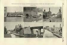 1895 Dragon Fly Canal Inspection Launch Views 2