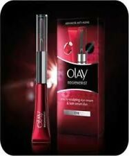 Olay Regenerist Advanced Anti Aging Micro Sculpting Eye Cream & Lash Serum Duo