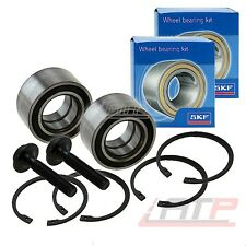2x SKF WHEEL BEARING KIT FRONT REAR LH + RH AUDI A4 B5 8D 1.6-2.8 S4 RS4 94-01