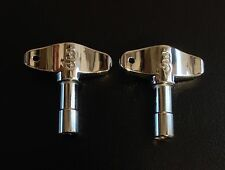 DW Drums Hardware Drum Workshop SM801-2 Standard Drum Tuning Key 2-pack New