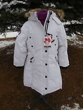 NEW WOMENS SIZE 1X CANADA WEATHERGEAR KNEE LENGTH WINTER PARKA / COAT / JACKET