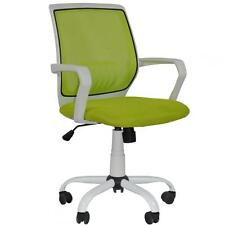 New Green Ergonomic Mesh Computer Office Desk Midback Task Chair Metal Base 3127