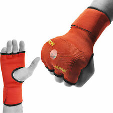 Senshi Japan Inner Gloves Hand Wraps Wrist Fist Bandage Boxing MMA Bag Padded