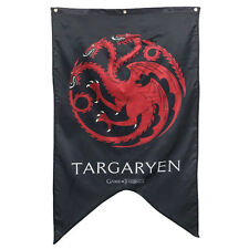 GAME OF THRONES Targaryen House Cloth Tapestry Wall Poster Flag Banner 30x50