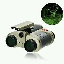 Original Kids Binoculars Pop-up Light Night Vision Scope Portable Binoculars