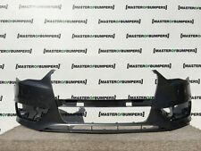 AUDI A3 8V 2013-2015 FRONT BUMPER IN GREY NEW GENUINE [NON S LINE] [A288]
