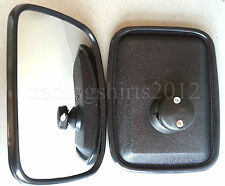 WIDE ANGLE MIRROR BLIND SPOT FOR TRUCK LORRY VAN BUS RECOVERY 20.5cm x 15.5cm