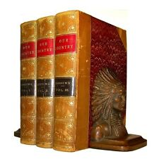 1880 U.S. HISTORY SET AMERICAN REVOLUTIONARY CIVIL INDIAN WAR WASHINGTON LINCOLN