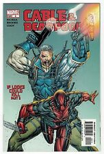 CABLE & DEADPOOL #2 | Rob Liefeld Cover | Mark Brooks artwork | 2004 | VF/NM
