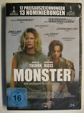 MONSTER - DVD - OVP - CHARLIZE THERON