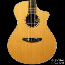 BRAND NEW BREEDLOVE PREMIER SERIES CONCERT LIMITED ACOUSTIC GUITAR RED CEDAR TOP