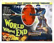 World Without End Poster 03 Metal Sign A4 12x8 Aluminium