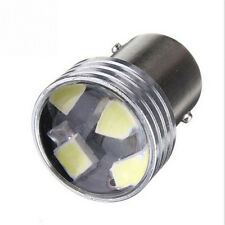 4pcs 1156 BA15S P21W 6 SMD White Canbus Error Free Auto Car LED Light Bulb Lamp