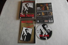 MAX PAYNE APPLE MAC V.G.C. FPS SHOOTER FAST POST COMPLETE