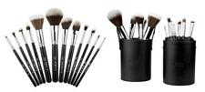 SIGMA Essential Make Up Brush Set – 12 Brushes+Leather Brush Holders