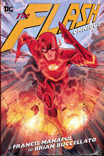 THE FLASH by MANAPUL & BUCCELLATO OMNIBUS HARDCOVER Collects #0-25 DC Comics HC