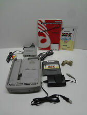 Satellaview unit for super famicom Nintendo Japan