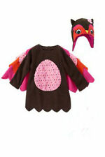 NWT/NEW GYMBOREE 2T BABY TODDLER BROWN OWL HALLOWEEN COSTUME