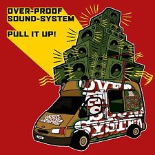 OVERPROOF SOUNDSYSTEM - PULL IT UP  CD NEUF