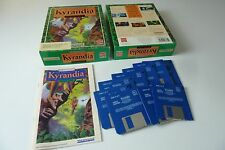 Amiga Game Fables & Fiends The Legend of Kyrandia Book One Westwood Studios