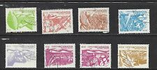 NICARAGUA  #1298 - 1305 - USED  1983 - AGRARIAN REFORM