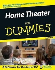 Home Theater For Dummies (For Dummies (Lifestyles Paperback))-ExLibrary