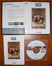 La Corte de Farón (Faraon) [DVD] EL PAÍS, José Luis García Sánchez, Ana Belén