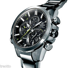CASIO EDIFICE BLUETOOTH SMART SOLAR MENS WATCH RELOJ CRONOGRAFO EQB-500D-1AER