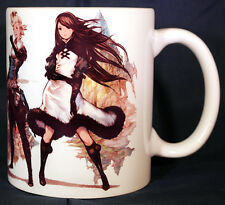 Bravely Default - Coffee MUG CUP - Jrpg - Final Fantasy