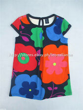 70% OFF! AUTH BABY GAP BOLD FLORAL PLEAT DRESS SIZE 3 YEARS BNEW US$19.95
