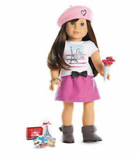 American Girl GRACE THOMAS and w/ WELCOME GIFTS NEW NIB Accessories Girl of Year