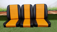 LAND ROVER SERIES DELUXE SEATS