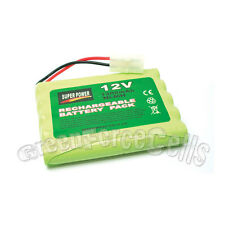 1 pcs 12V 1300mAh Ni-MH Rechargeable Battery Pack K2
