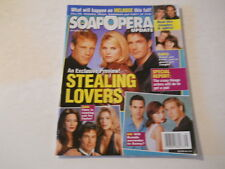 Krista Allen, Hunter Tylo - Soap Opera Update Magazine 1996