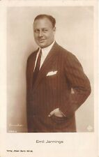 B49309 Emil Jannings Actors Acteurs   movie star