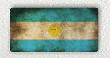 FLAG ARGENTINA LARGE FRIDGE MAGNET -jhm6Z